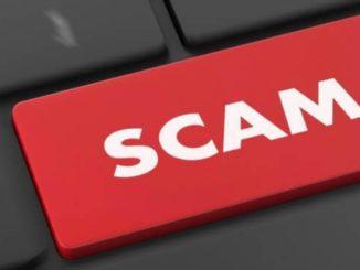 Scammer Mengirim Email Palsu